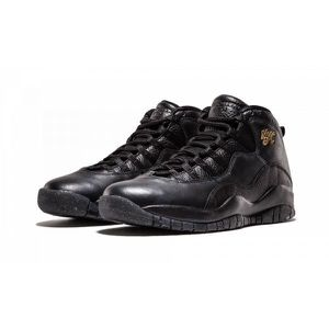 BASKET Air Jordan X Retro New York City Pack