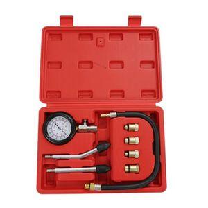 COMPRESSEUR AUTO OOBEST® 30*20.5*5.5cm Kit testeur de compression c