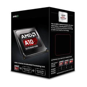 PROCESSEUR AMD A10 6800K 4.4GHz Black Edition