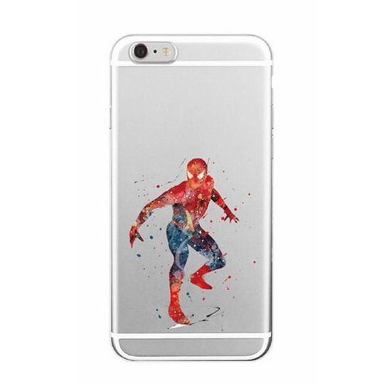 coque iphone 5s spiderman 286x edition luxe