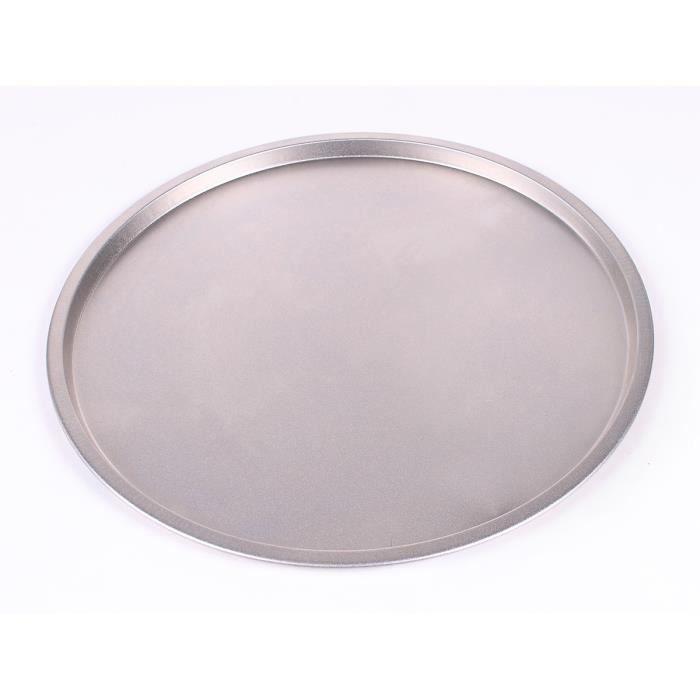 Moule à Pizza 33 cm Gris Anthracite