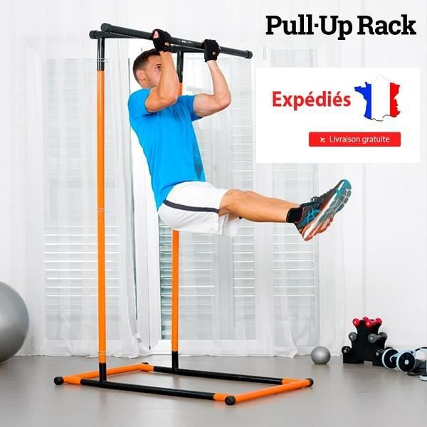 station de traction banc de musculation dips pompes