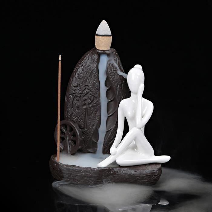 brûleur à encens Créatif Mignon Pour Décor Maison TYPE 1 Aw13280