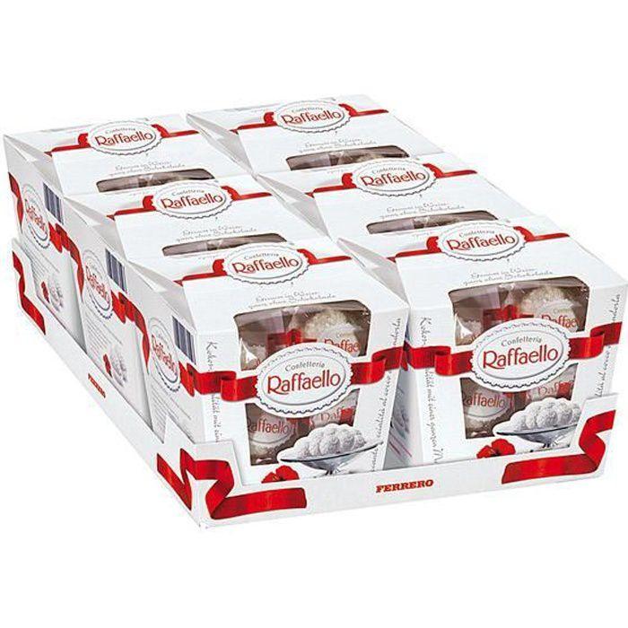 Ferrero Raffaello 150g 6 pièces