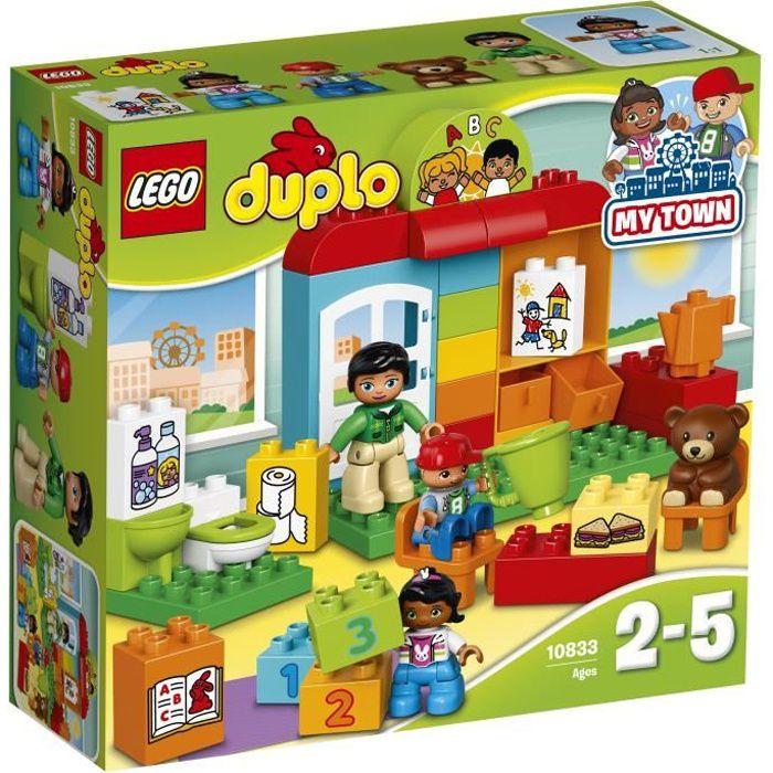 LEGO® DUPLO® 10833 Le Jardin d'Enfants