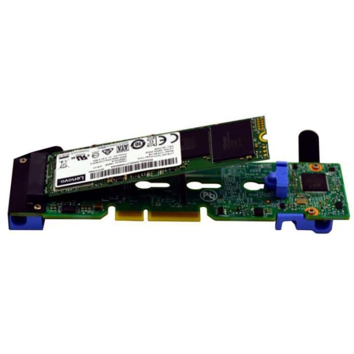 LENOVO Kit de stockage SSD pour kit thermique ThinkSystem M.2 480 Go
