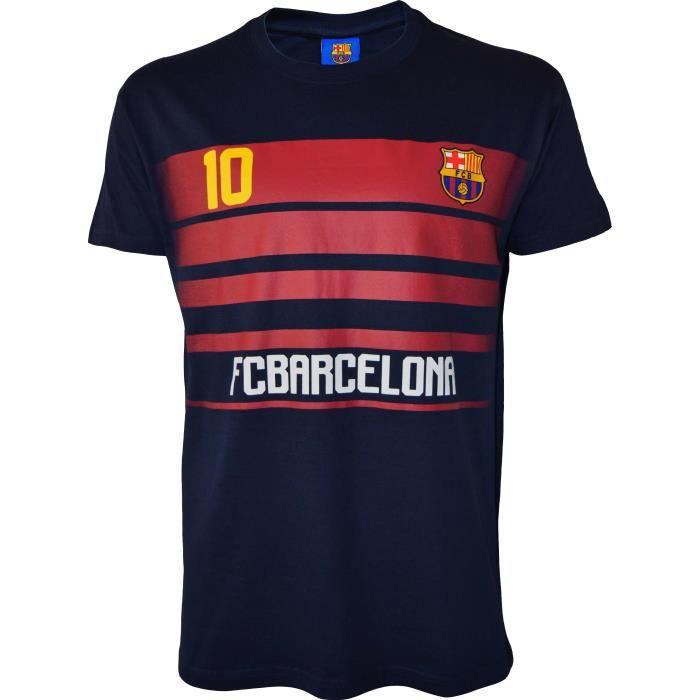 T-shirt Barça - Lionel Messi - Collection officielle FC BARCELONE