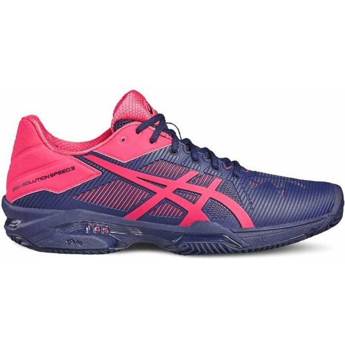 Chaussures femme Tennis Asics Gel Solution Speed 3 Clay