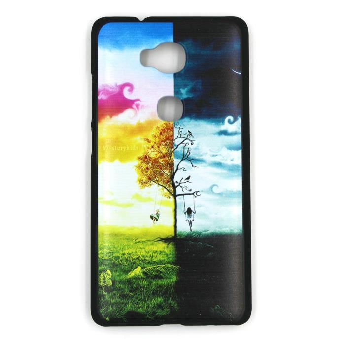 Coque etui housse huawei honor 5x kiw l22 honor 5x kiw l23 for Housse honor 5x