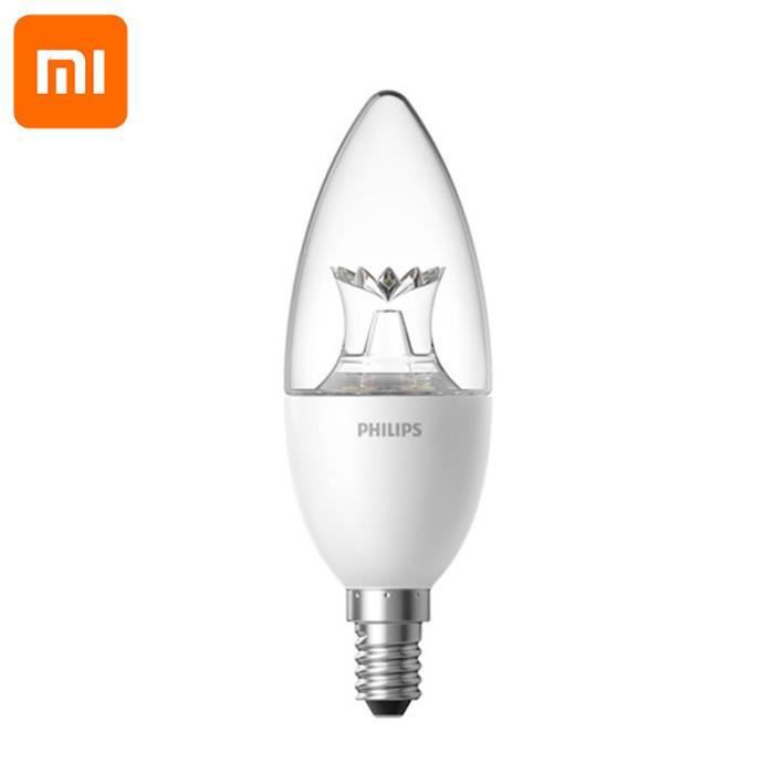 AMPOULE - LED Xiaomi originale Mijia Philips LED Smart lampe Wif