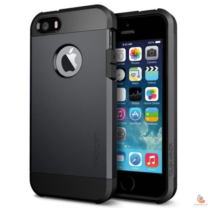 iphone 5 coque spigen