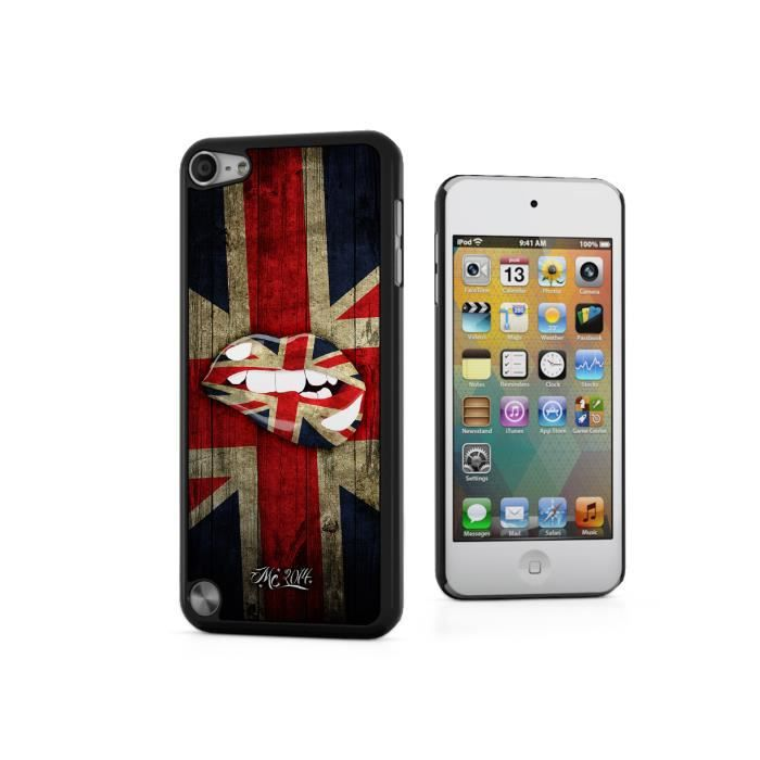 coque ipod touch 5 lips uk achat coque bumper pas cher. Black Bedroom Furniture Sets. Home Design Ideas
