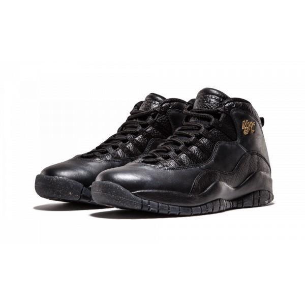 Air Jordan X Retro New York City Pack Noir - Cdiscount Chaussures