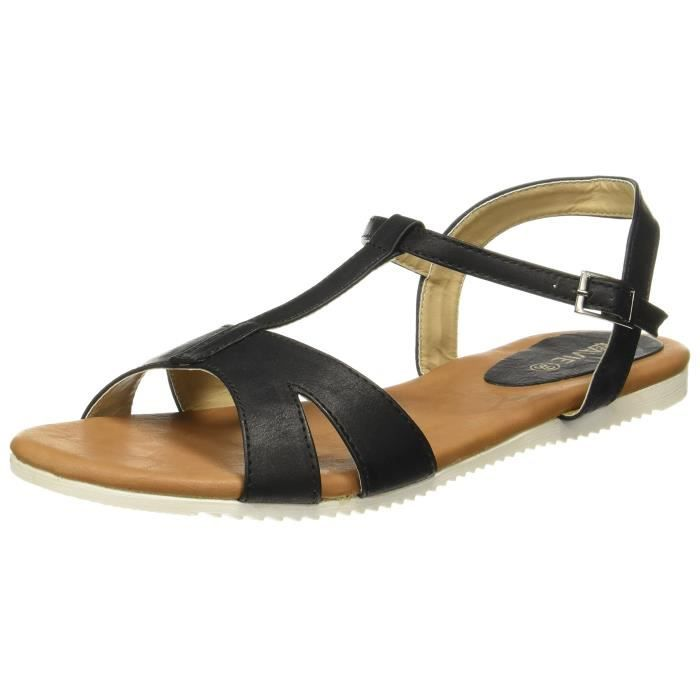 Women's Taille 37 Psh51 Fashion Sandals Flats 7700 YwXRqzY