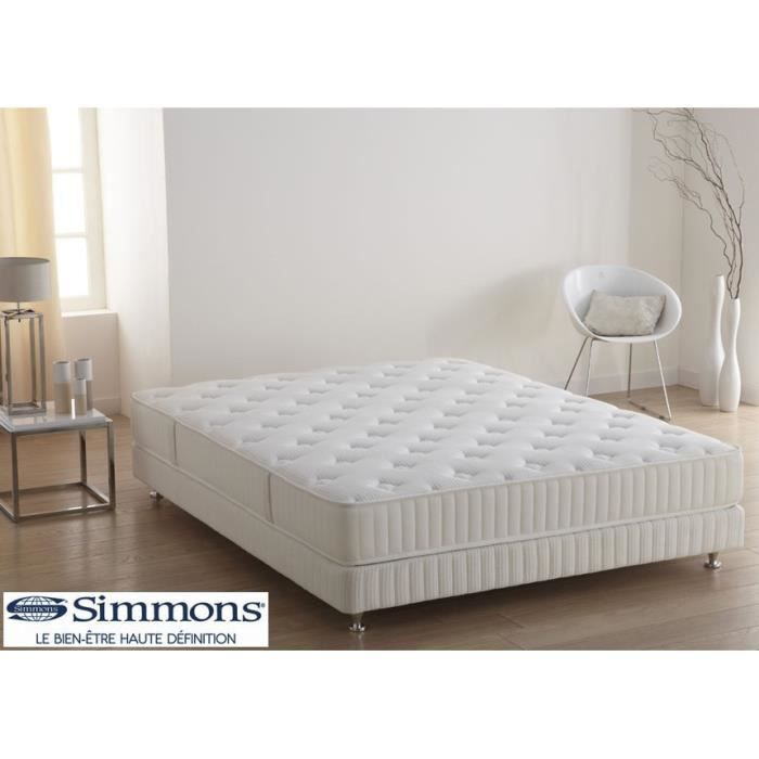 matelas no flip de simmons dimensions 140 x 190 achat. Black Bedroom Furniture Sets. Home Design Ideas
