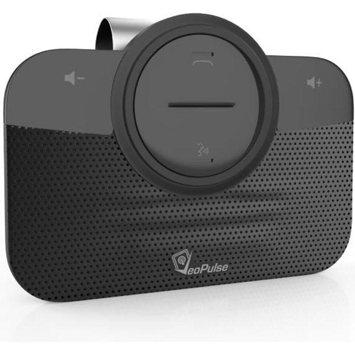 KIT BLUETOOTH TÉLÉPHONE Kit Main libre Bluetooth B-PRO 2 -Pour TOUS SMARTP
