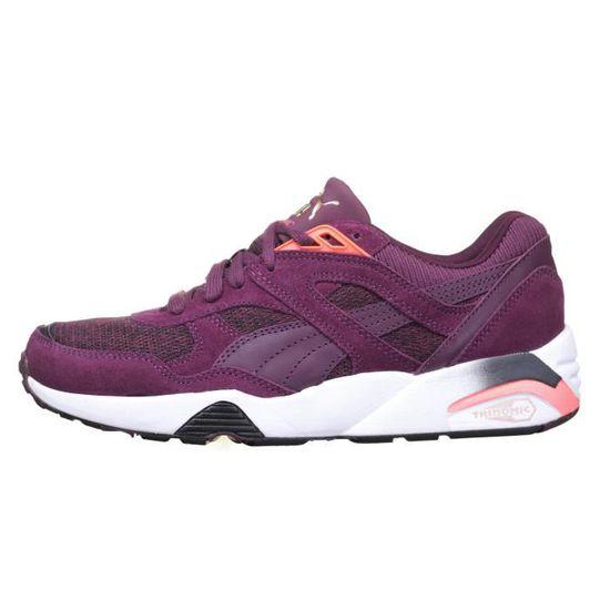 chaussures puma prune