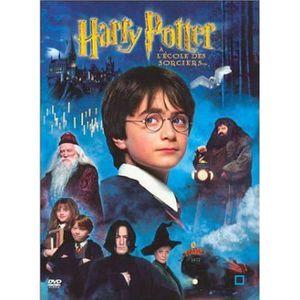 DVD DESSIN ANIMÉ DVD Harry Potter à l'école des sorciers