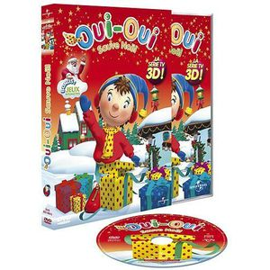 DVD DESSIN ANIMÉ DVD Oui-oui sauve Noël