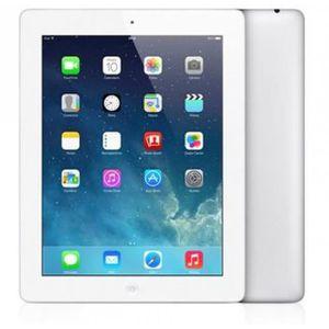 TABLETTE TACTILE iPad Apple iPad 4 Retina 32Go Wifi - BLANCHE