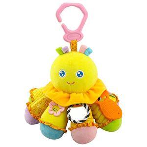POUPON Poupon UDJE3 jouets suspendus de poulpe: 3-6-12 mo