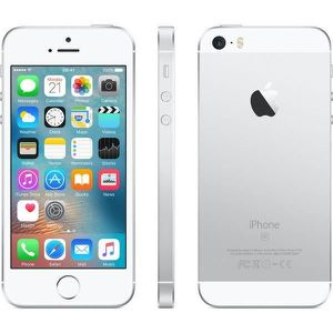 SMARTPHONE RECOND. APPLE IPhone SE 64Go Argent Smartphone portable dé