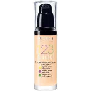 FOND DE TEINT - BASE Bourjois 123 Perfect 16 Hour Fond de Teint 51 Ligh