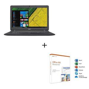 ORDINATEUR PORTABLE PC Portable ACER Aspire ES1-732-C2MR-17,3 pouces H
