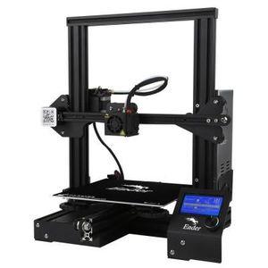 IMPRIMANTE 3D Imprimante 3D DIY kit Creality 3D Ender-3 Version