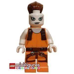 ASSEMBLAGE CONSTRUCTION LEGO Star Wars: Aurra Sing Mini-Figurine