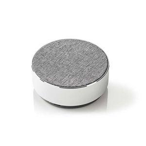 ENCEINTE NOMADE NEDIS Enceinte Bluetooth® | 9 W | Design en métal