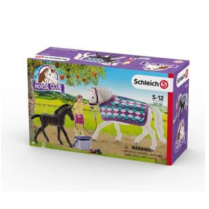 schleich cheval et cavaliere achat vente jeux et jouets pas chers. Black Bedroom Furniture Sets. Home Design Ideas