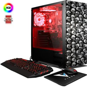UNITÉ CENTRALE  VIBOX Pyro GS850-1 PC Gamer Ordinateur avec War Th