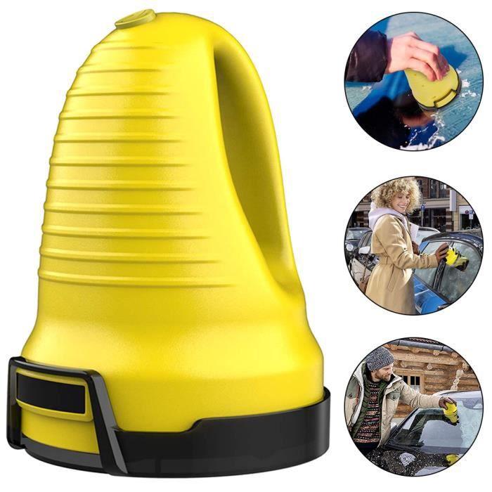 Grattoir à Glace électrique Grattoir à Glace pour Voiture, grattoir à Glace électrique, Chargement USB, Hiver, Pare-Brise de Voiture