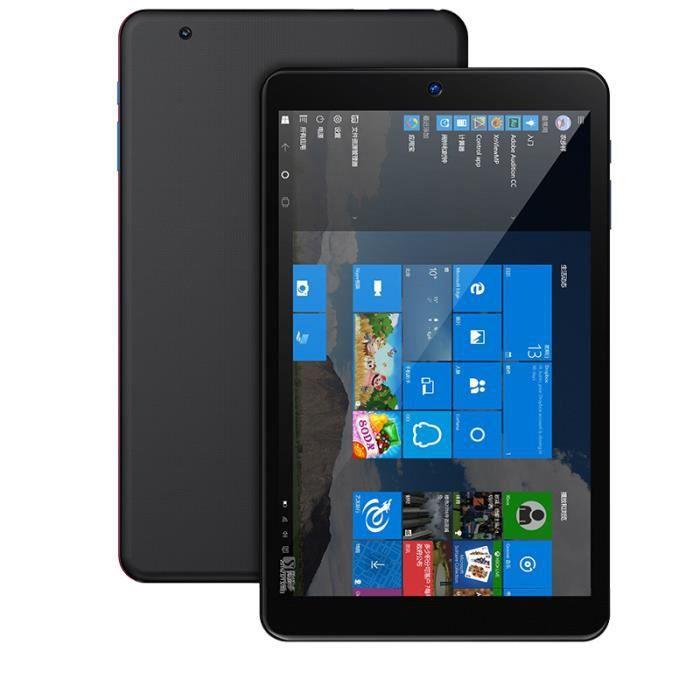 8 pouces win10 tablet PC Windows système tablette PC 2 en 1 stockage PC 4 + 64G
