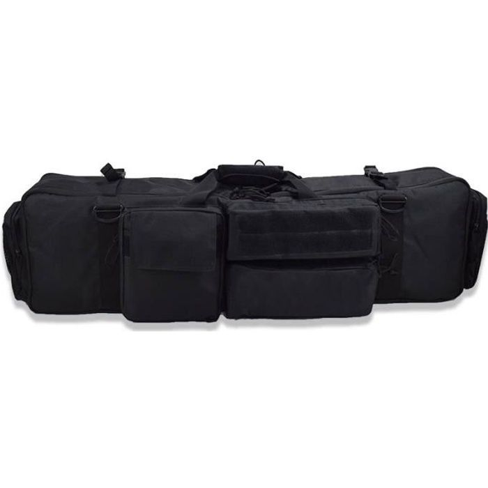 Sac de transport pour fusil tactique M249, étui de Protection pour fusil militaire de chasse en plein air, mal LA99847387
