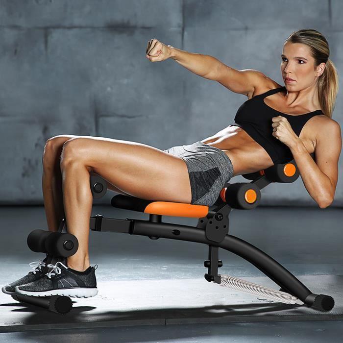 {Yeehoo} Appareils Abdominaux, Appareils de musculation pour abdominaux, Entraîneur abdominal, Chaise d'exercice réglable
