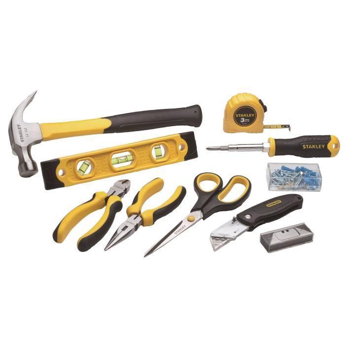 STANLEY Sacoche de 104 outils