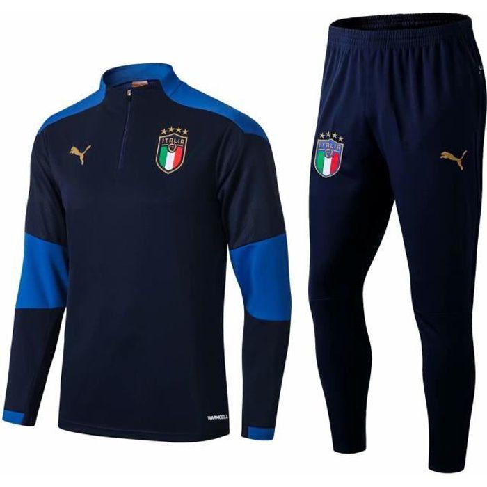Maillot Foot Italie Survêtement training Italie Homme 2021