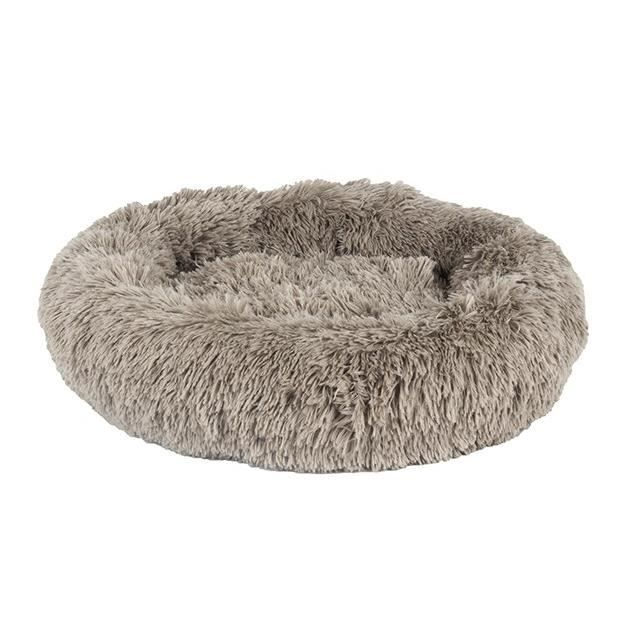 RIGA Doudou Soft Corbeille Couchage chat- Diamètre 50 cm