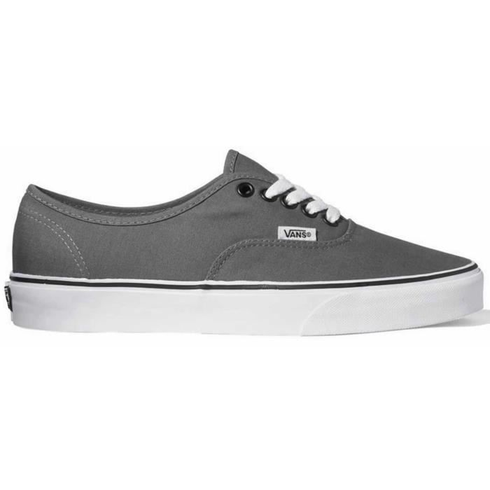 Chaussure Basse VANS Authentic Pewter Black Homme Pointure 38