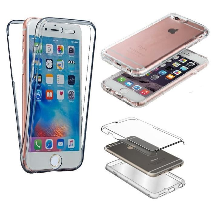 cabling r coque tactile 360 degres apple iphone