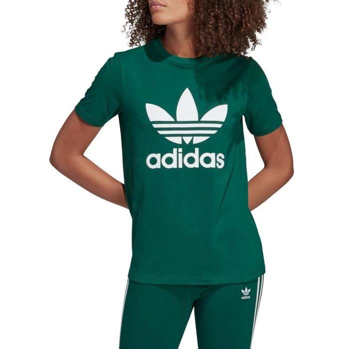 t- shirt adidas femme