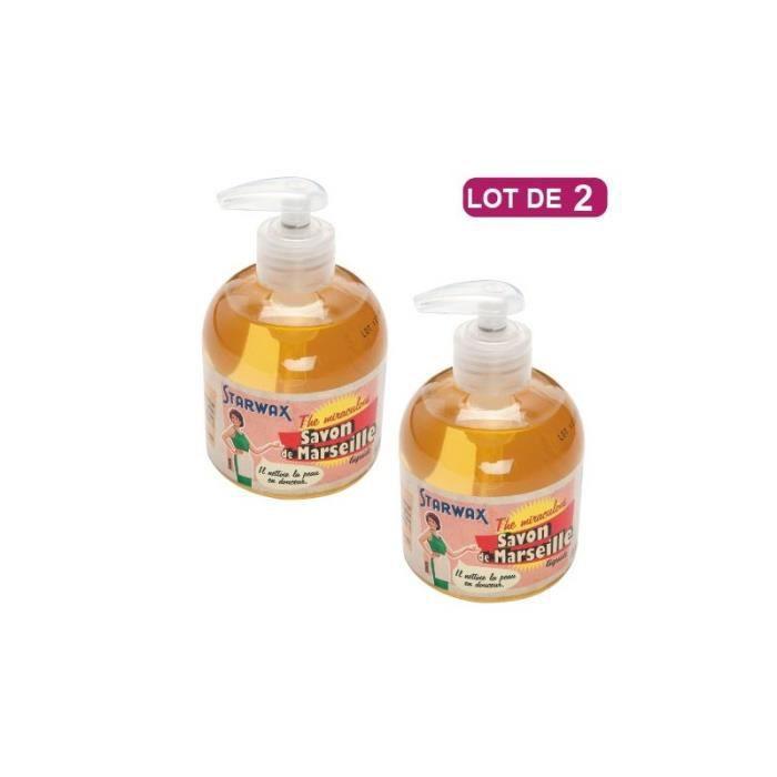 SAVON - SYNDETS Distributeurs de savon de Marseille liquide 300 ml