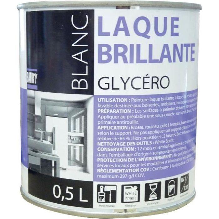 Peinture Batir 1er Laque Glycero Reca Boite 0 Achat Vente Peinture Vernis Peinture Batir 1er Laque Gl Cdiscount