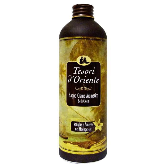 SAVON - SYNDETS TESORI D'ORIENTE Lot de 6 Bath Vanilla-Ginger 500