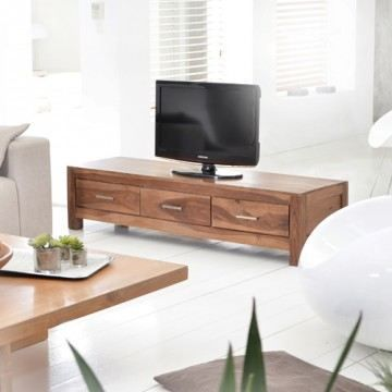 meuble de t l 150 en palissandre mezzo achat vente meuble tv meuble de t l 150 palissandre. Black Bedroom Furniture Sets. Home Design Ideas
