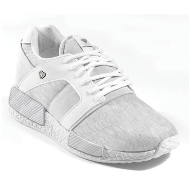 GREY WHITE Basket CMS6 MONEY ORIGIN CASH Iq00S67