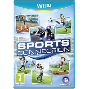 JEUX WII U SPORTS CONNECTION / Jeu console Wii U