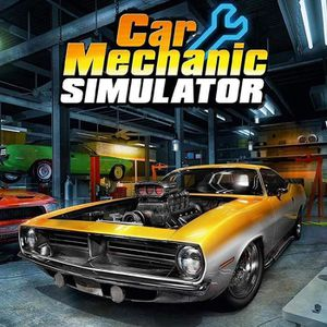 JEU PS4 Car Mechanic Simulator Jeu PS4